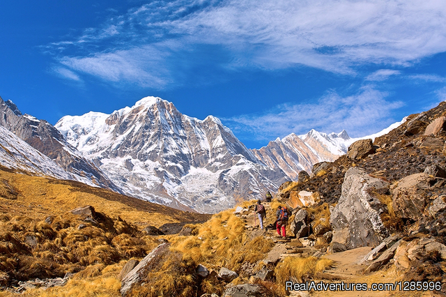 Trekking and Tours in Nepal.