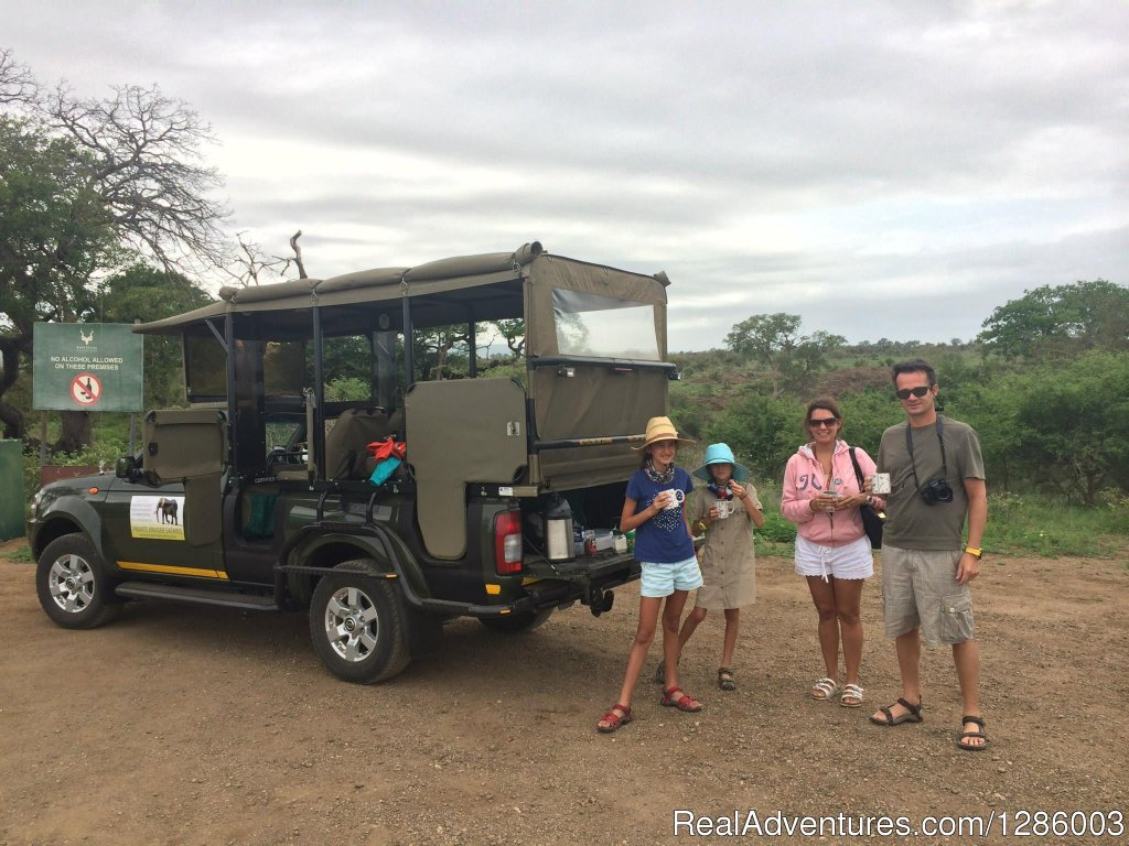 Image #7/16 | Private Kruger Park open vehicle safaris