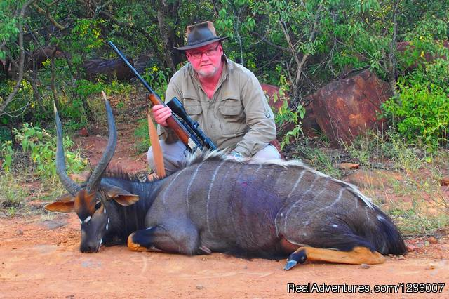 Arc Africa Hunting Safaris Strathavon, South Africa Hunting Trips