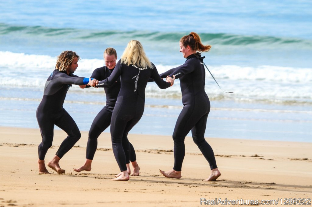 Surf Lessons with Shaka Surf Morocco