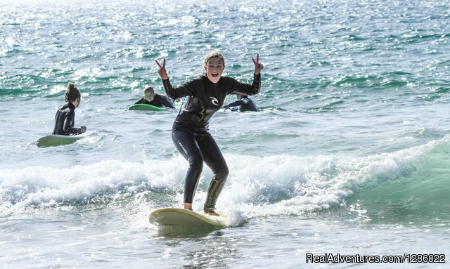 Shaka Surf Morocco - Moroccan Surf & Yoga Holidays: Surf Lessons with Shaka Surf Morocco