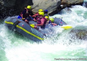 Rafting: at the wild and prestine himalayan rivers Kathmandu, Nepal Kayaking & Canoeing
