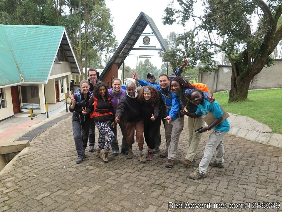 Climb Kilimanjaro and Safari Arusha, Tanzania Hiking & Trekking