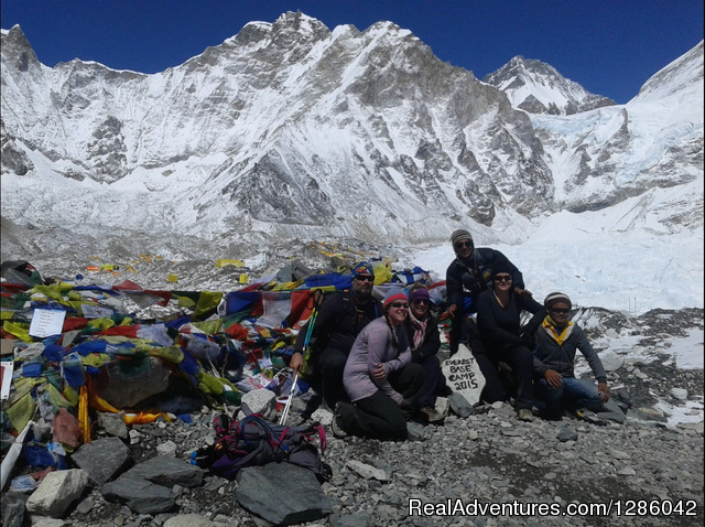 Nepal : Everest Base Camp Trekking