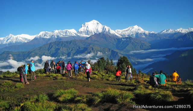 Nepal Multi Adventure Tour