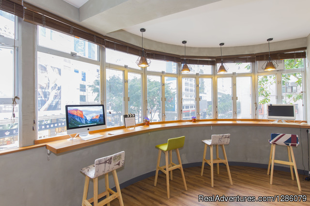 Check Inn HK Youth Hostels Wan Chai, Hong Kong