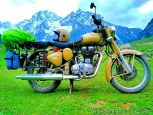 Bike And Motorcycle Renting Srinagar, India Motorcycle Rentals
