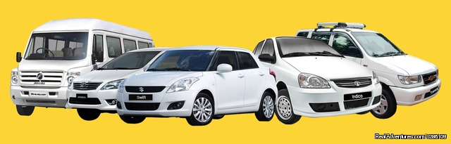 Rupa Cabs Car & Van Shuttle Service Pune, India