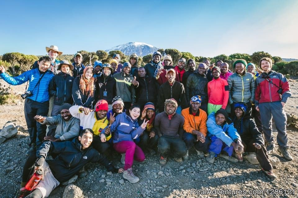 Mount Kilimanjaro | Image #9/22 | Safe and fun Adventure