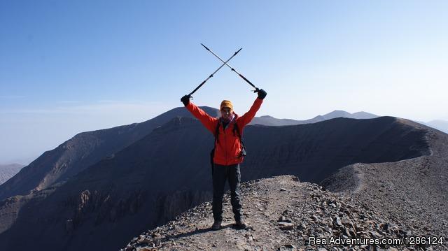 Explore Morocco Trekking