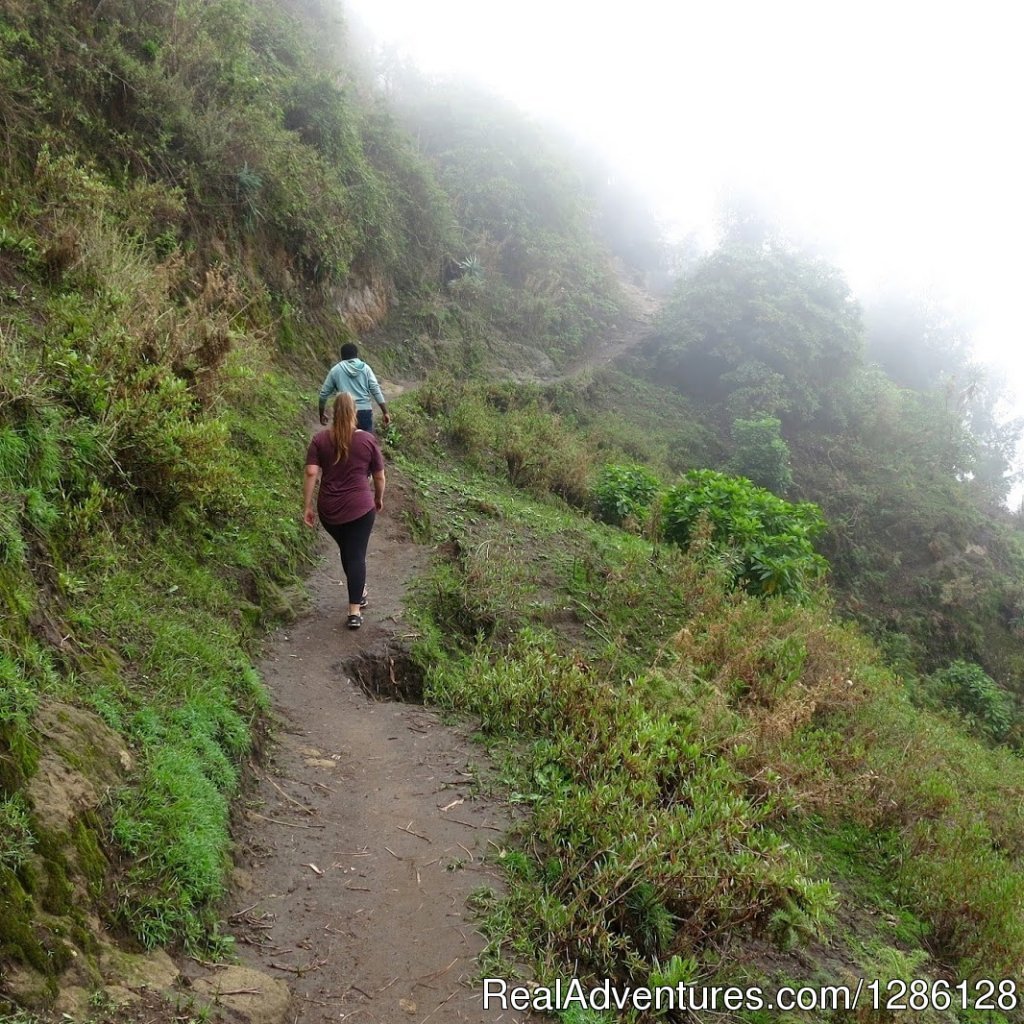 Full Day Trekking Tour Around Lalibela, Ethiopia | Image #4/5 | Access Eco Trekking Ethiopia Tours