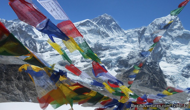 Everest Base Camp Trek - 15 Days - S.A.T