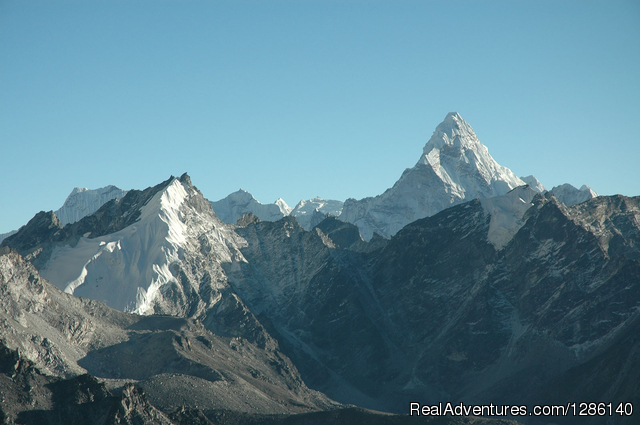 Everest Paoramic View - Everest Base Camp Trek - 15 Days - S.A.T