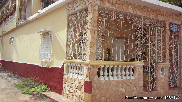 Hostal El Corojo Trinidad, Cuba Bed & Breakfasts