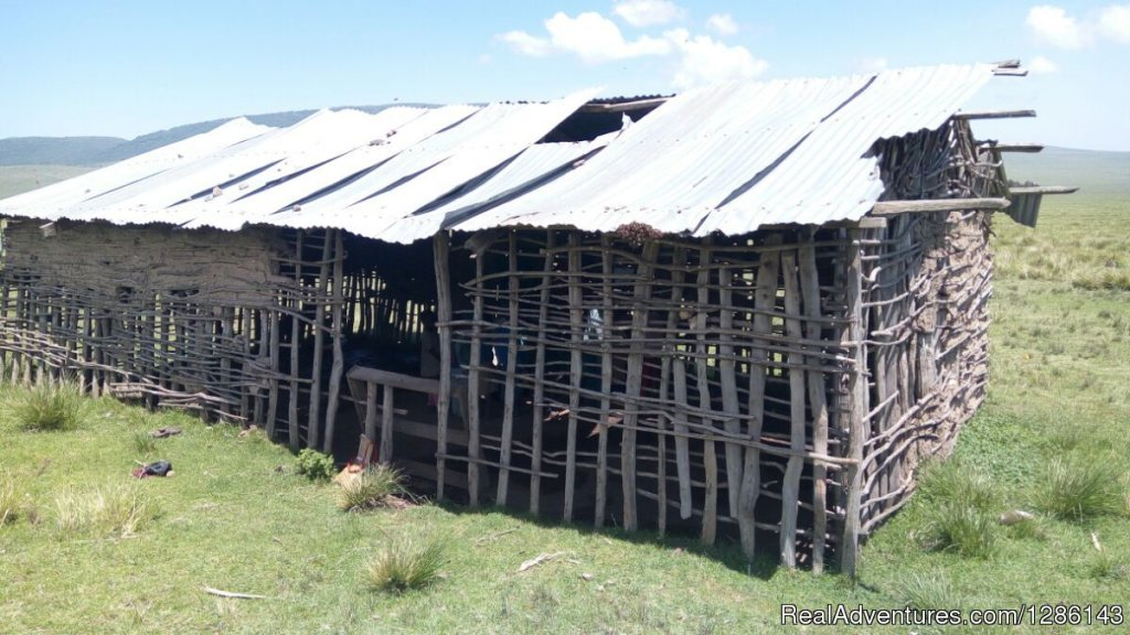 Village nursery school is a mess | Image #13/13 | Safari, Maasai Development Project