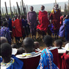 Safari, Maasai wedding and  development project Maasai Dancers