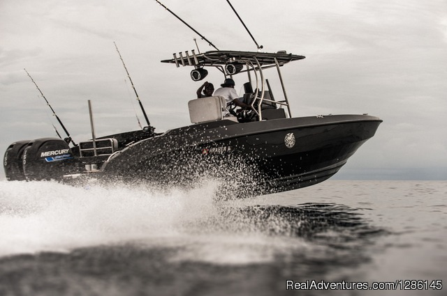 Kraken II Game Fishing & Excursion Charter