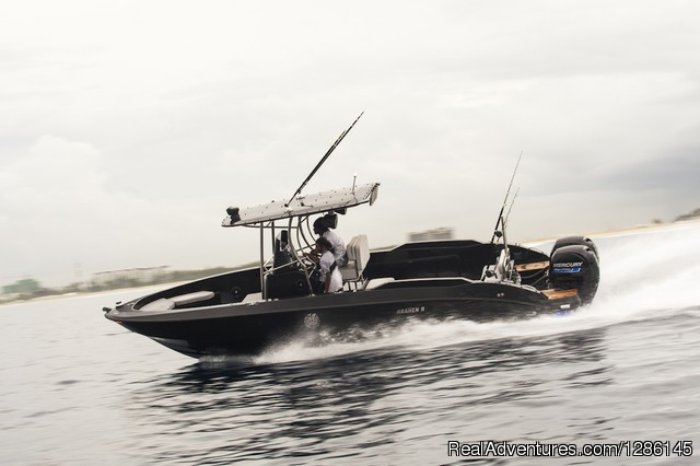 Kraken II Profile - Kraken II Game Fishing & Excursion Charter