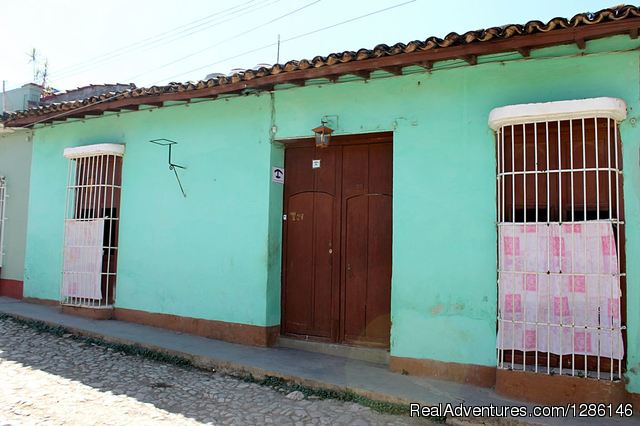 Hostal Zoe y Norberto Bed & Breakfasts Trinidad, Cuba