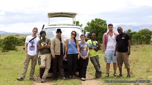 Budget Holiday Safari in Kenya