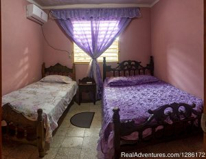 Hostal Casa Cefe y Yeni, independent house Trinidad, Cuba Bed & Breakfasts