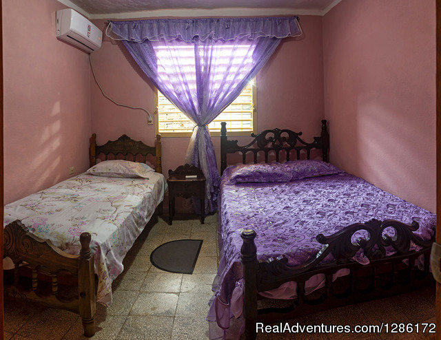 Hostal Casa Cefe y Yeni, independent house Bed & Breakfasts Trinidad, Cuba