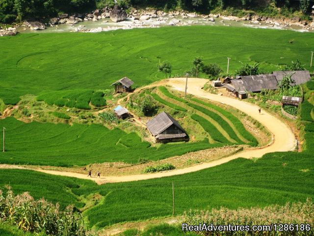 Land way - Sapa Tripadvisor Tours
