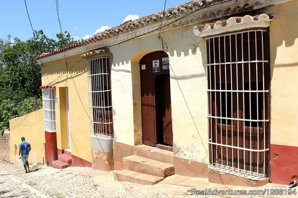 Image #1/26 | Trinidad, Cuba | Bed & Breakfasts | Hostal La Esmeralda