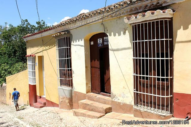 Hostal La Esmeralda Trinidad, Cuba Bed & Breakfasts