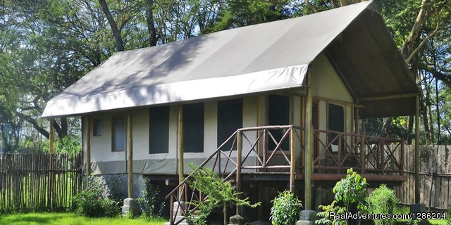 Tented Camp Accommodation - Kenya Tanzania Budget Trips