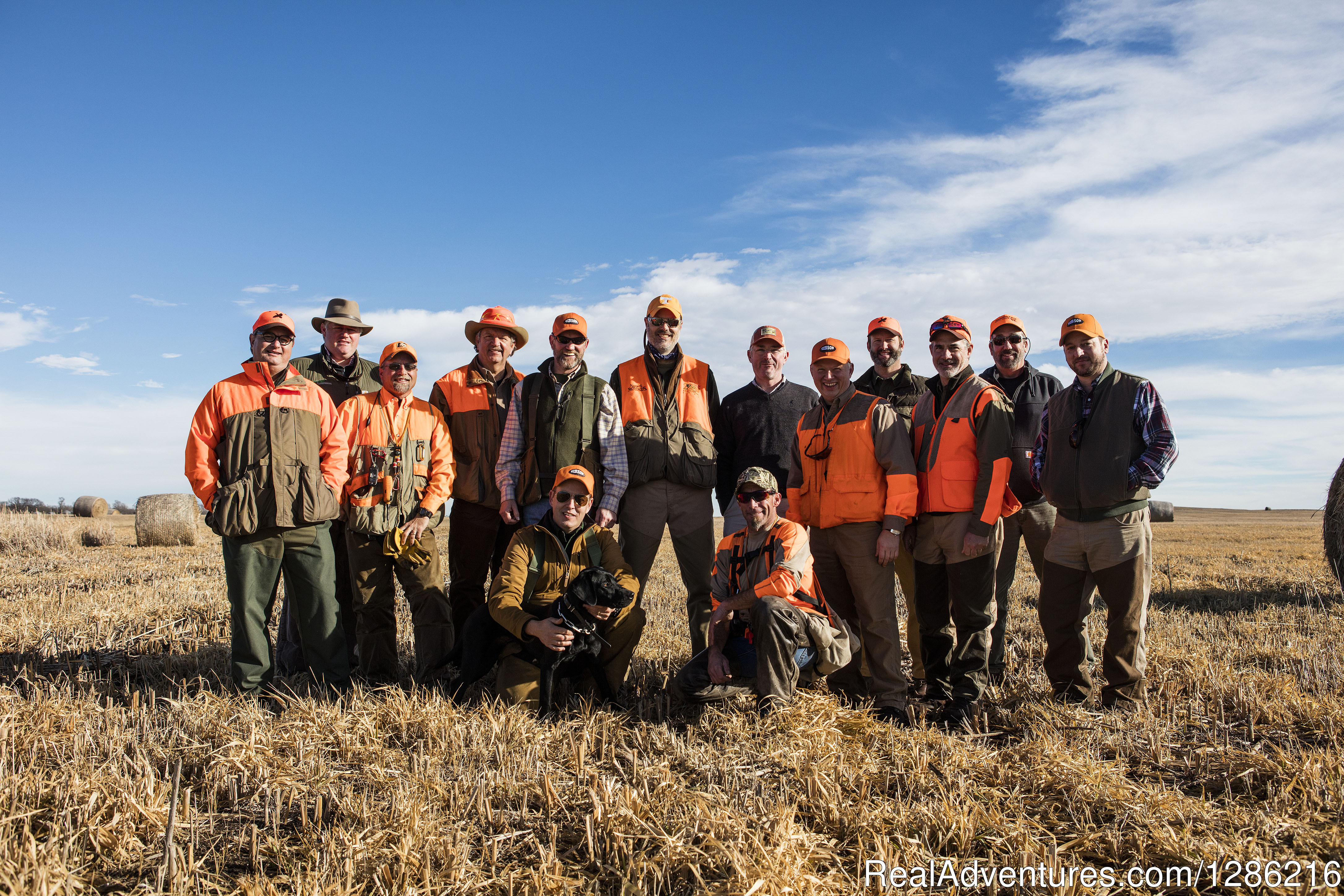 2015 Pheasant hunt at Ringeck Retreat