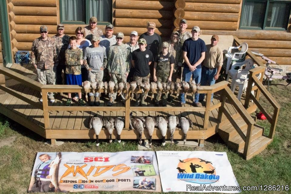 2015 KKIDS Fall Waterfowl Youth Hunt
