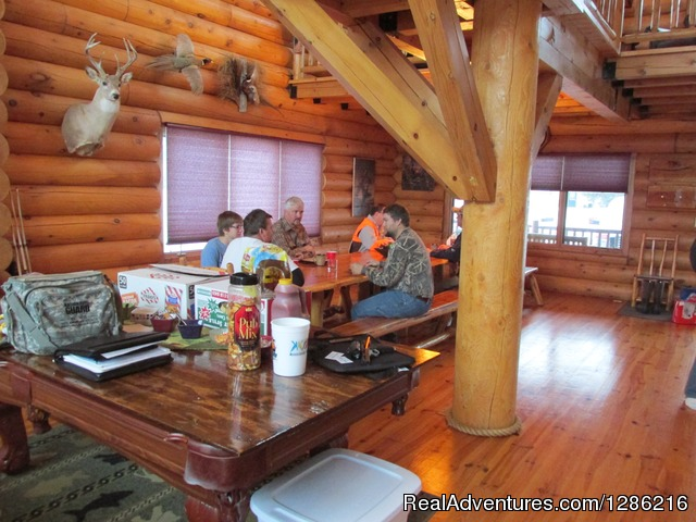 2015 Ringeck Retreat - Only the Very Best at Ringneck Retreat, LLC