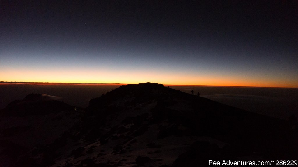 Sun Rise | Image #9/9 | Mountain kilmanjaro lemosho Route 10 Days