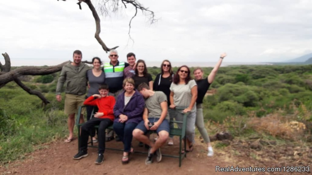 Family Safari | Image #4/13 | Tanzania Wildebeests Migration Safari July 2019