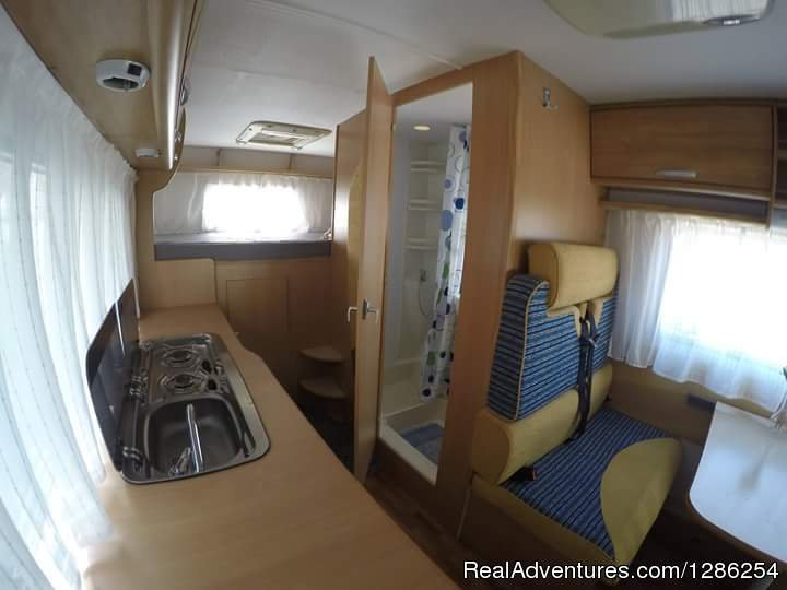 Image #2/9 | Motorhome rental in Romania
