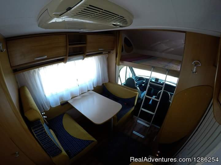 Image #6/9 | Motorhome rental in Romania