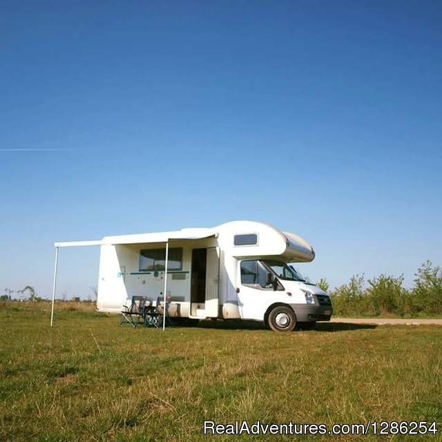 Motorhome rental in Romania