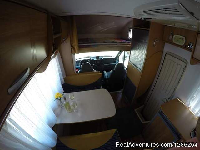 - Motorhome rental in Romania