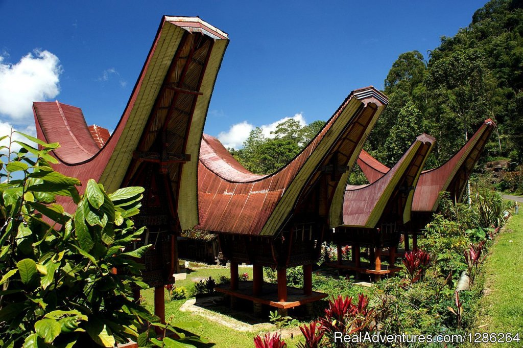 27-Day Cross Indonesia Travel Tour Package