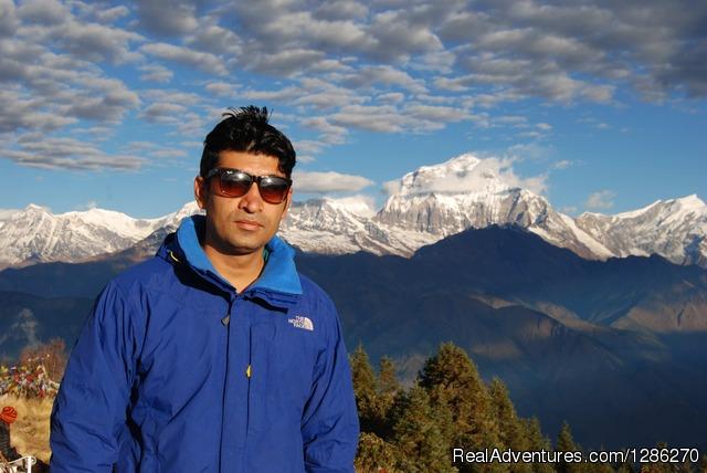 Poon Hill Trek Pokhara Nepal