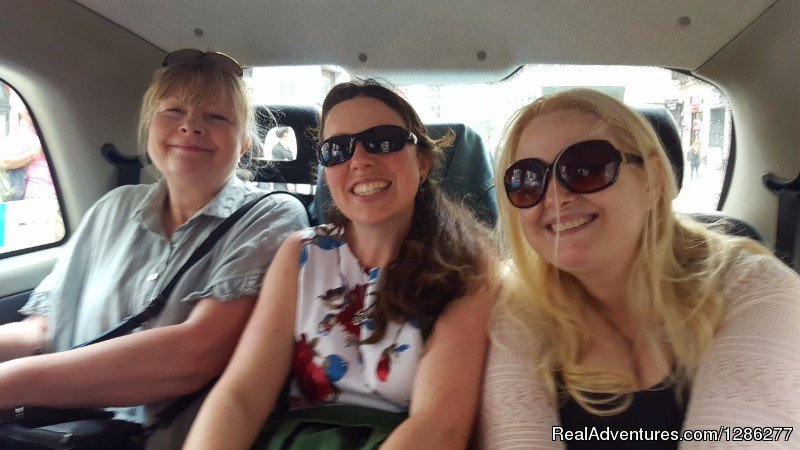 Secret London Taxi Tour | Image #6/14 | Visit London Taxi Tours