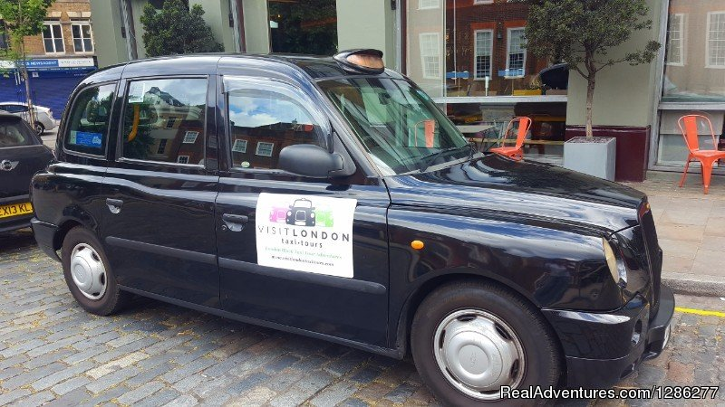 See London in an iconic London taxi | Image #7/14 | Visit London Taxi Tours