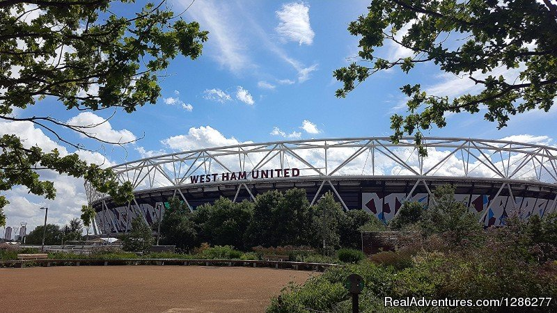 West Ham United Fottball Stadium | Image #10/14 | Visit London Taxi Tours