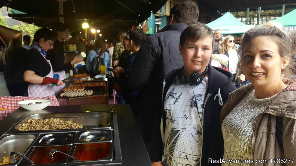 London Street Food. | Image #14/14 | Visit London Taxi Tours
