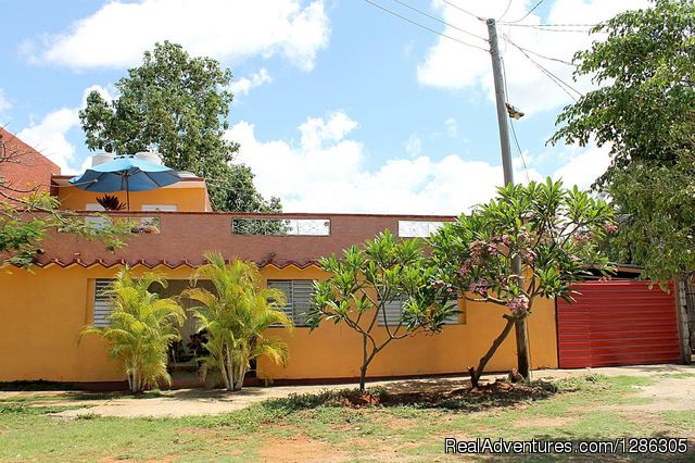 Hostal Las Arecas de Felix Bed & Breakfasts Trinidad, Cuba