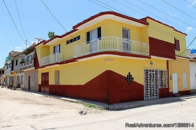 Hostal Los Guerra Trinidad, Cuba Bed & Breakfasts
