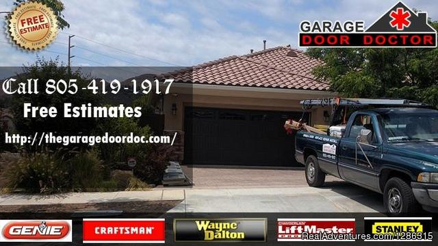Ventura Garage Door Doc, Inc.