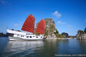Halong Promotion Tours Hanoi, Viet Nam Motorcycle Tours