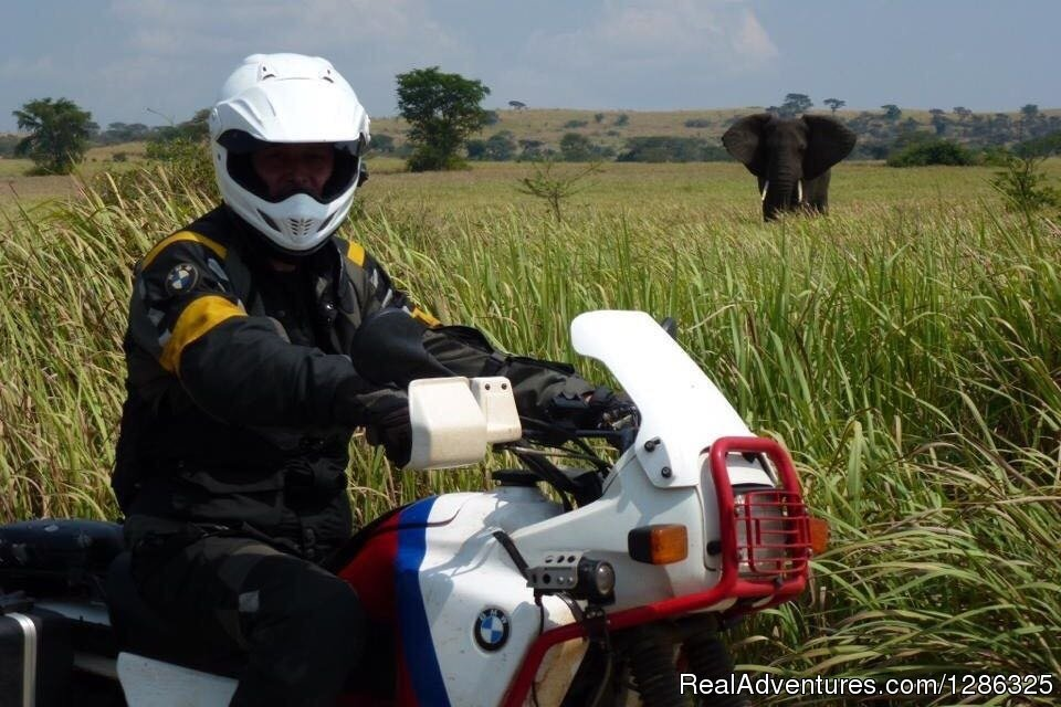 Motorcycle Adventures Uganda offers once-in-a-lifetime opportunities to explore the